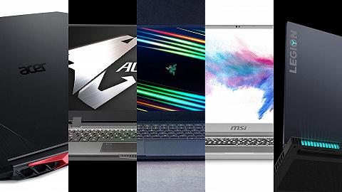 笔记本电脑新品扎堆发布,瞄准游戏玩家和创作者市场