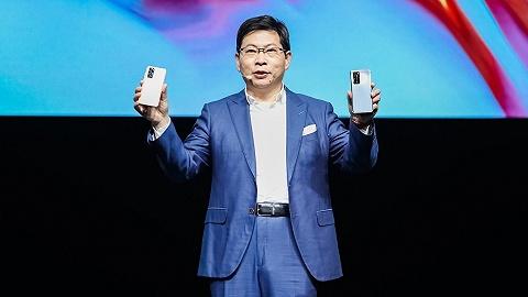 价格持续上探,华为发布P40系列国行版手机及售价24999元的华为智慧屏