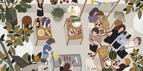 約人吃飯,有哪些讓你煩心的事?
