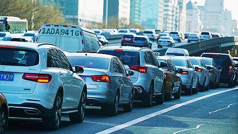 城市交通全面復蘇,北京重慶等地擁堵程度超去年同期