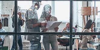 鮑勇劍:疫后,辦公空間莎士比亞化