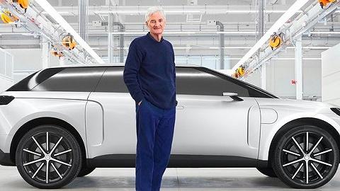 """宣布放棄造車7個月后,戴森牌汽車正式對外""""發布"""""""