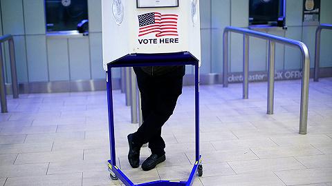 【圖集】投票的美國人