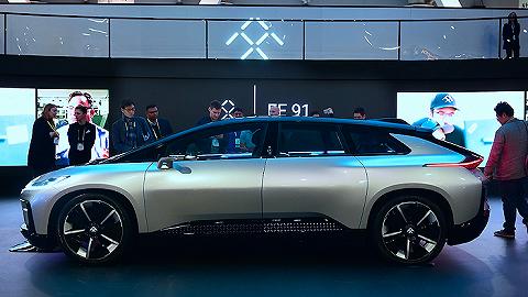 """傳法拉第未來計劃在中國開設工廠 ,""""國產FF91""""能實現嗎?"""