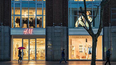 【圖集】風波中的H&M各地門店:現場冷清,顧客寥寥