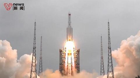 天和核心艙成功發射,我國載人航天全面邁入空間站時代
