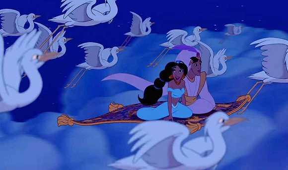 迪士尼要拍《神灯精灵》阿拉丁真人版前传啦!
