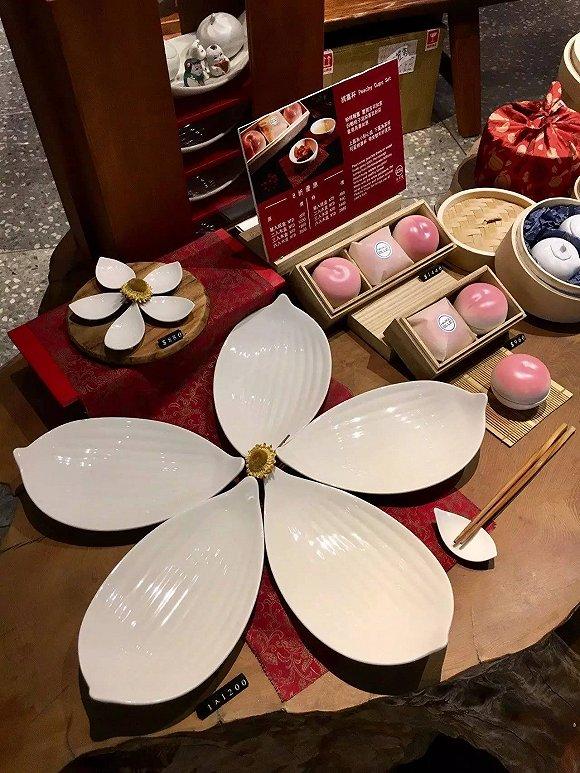 以酒,以茶,以陶艺与日本工艺大师作品传达思想.图片