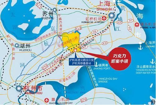 姚庄镇地图