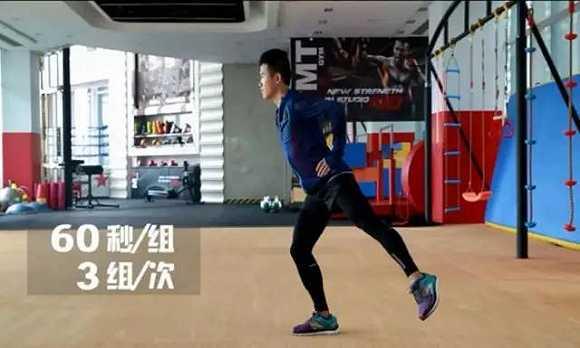 跑步训练纠正3:肌耐力|界面新闻JMedia