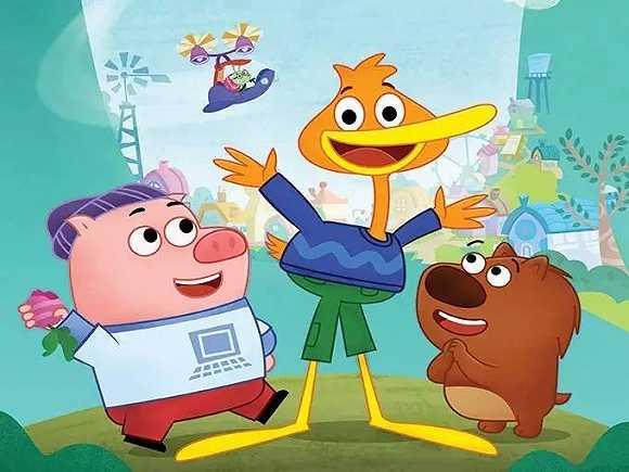 首部登上迪士尼的中国动画《豆小鸭》是这样炼成的