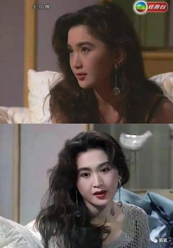周冬雨,刘诗诗和唐嫣新剪的短发全是港剧女星们玩剩下图片