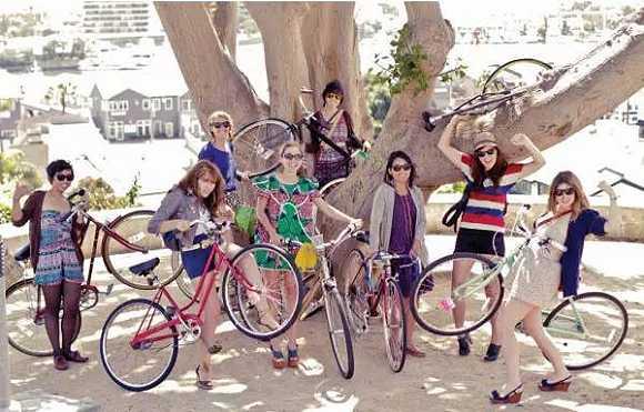 每天骑单车 关于Cycle Chic却知道多少|界面新