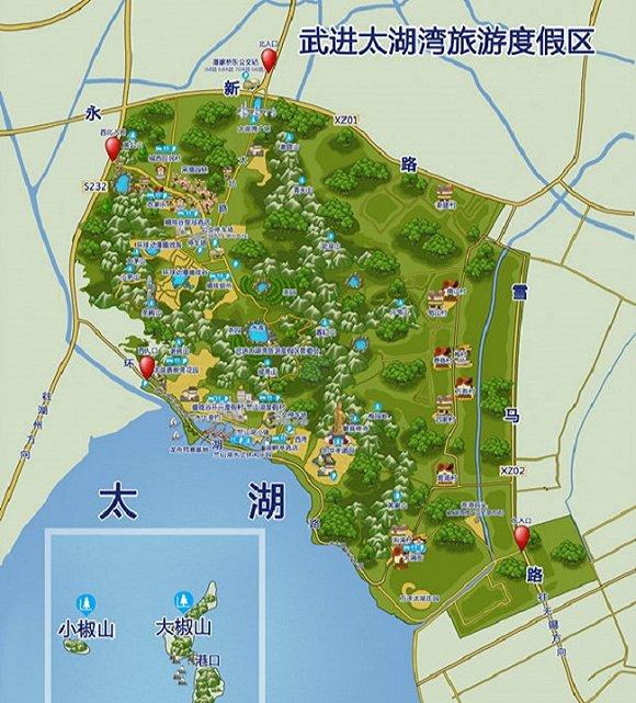 """目前,太湖湾旅游度假区正逐步向长三角""""微度假""""的首选之地而实践."""