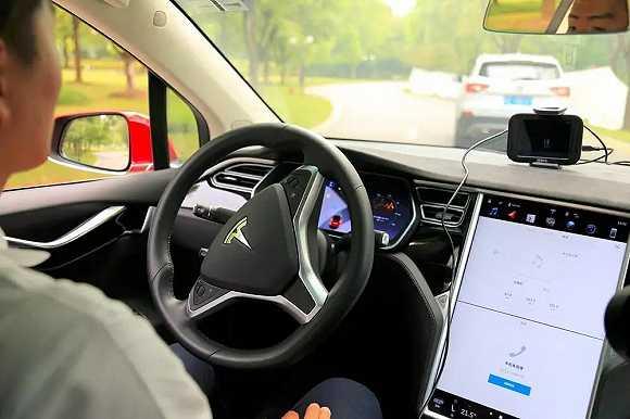 走进神秘的国家智能网联汽车测试区 自动驾驶这样炼成