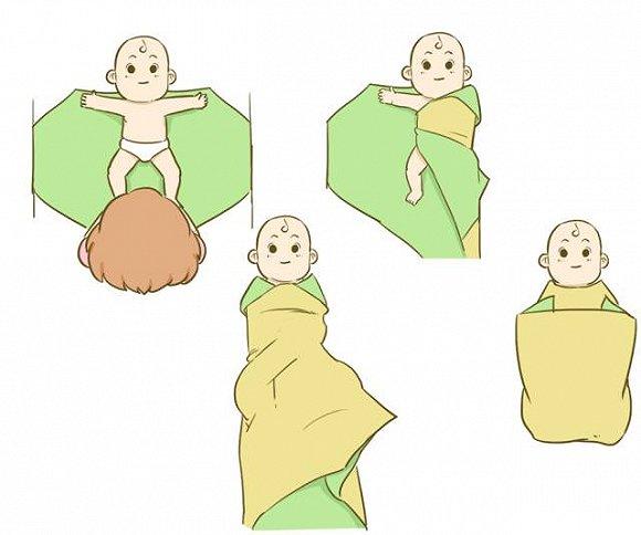 别老yy体位,让我先把抱娃,喂奶,拍嗝,睡觉的姿势讲清楚图片