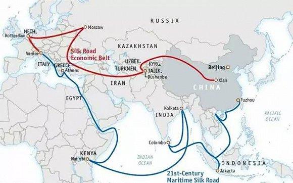 """""""北极走廊""""铁路:连接欧亚的新宏图图片"""