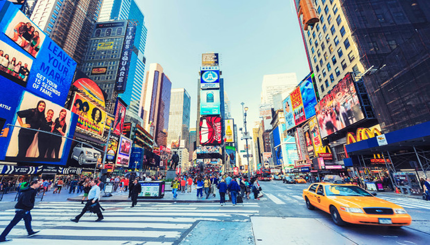 纽约市的经济总量和人口_纽约人口总量分布