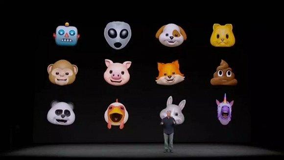 被iPhoneX的惊艳动画自制到?其实表情人早表情包懒图片猪