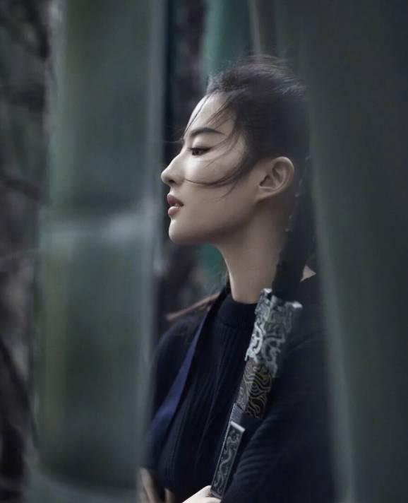 刘亦菲出演花木兰 这一次,东西方审美终于一致了