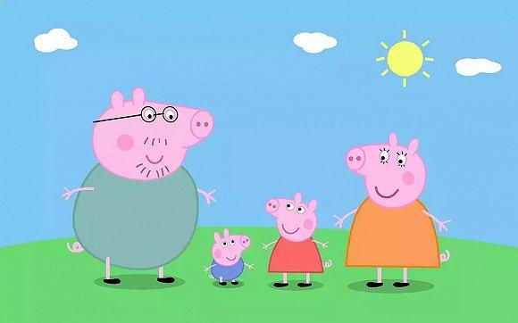 她就是英国儿童学前教育动画片《小猪佩奇》的主人公,这个萌萌哒形象