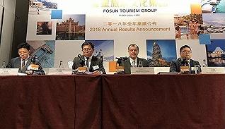 复星旅文:欲望在好的旅游目标地延续三亚形式