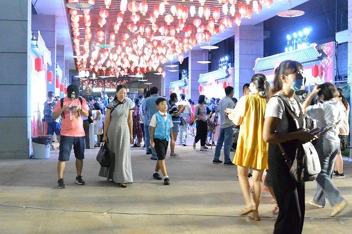 歌舞表演、亲子游戏、VR体验……这个国庆海南省博物馆真热闹!