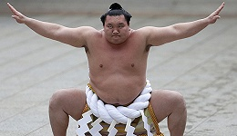 你不知道的日本:会撒盐、会卖萌的相扑运动员才是他们眼中最可爱的人