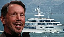 10个科技界巨富在公海上拥有的私人游艇