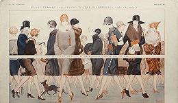 【穿个明白】接着说1920年代的时尚 它和工业大生产关系千丝万缕