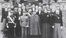【专访】野岛刚谈白团——帮助蒋介石重建国军的日本顾问们