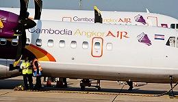中国游客撑起柬埔寨航空半边天
