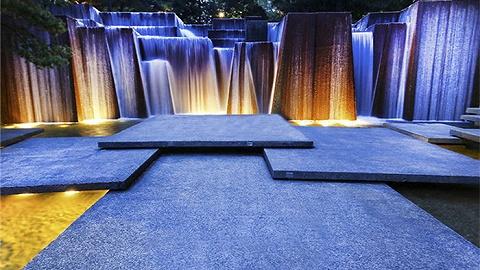 15座全世界最酷的喷泉