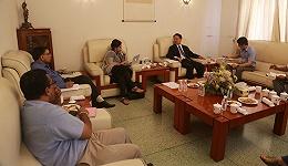 驻印使馆向印媒介绍中方立场:勿低估中国决心