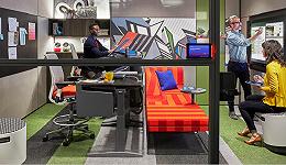 如何设计办公空间以促进创意工作模式? Steelcase副总裁有这些建议
