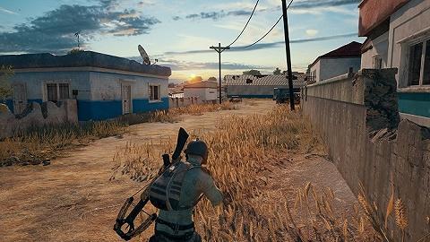 主机版《绝地求生》上市  它成了Xbox假期档最重要的游戏
