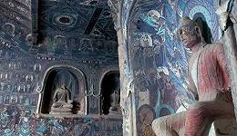 敦煌石窟壁画密码:慈悲独到的画笔如何绘出舍身饲虎的故事?