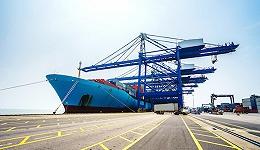 【工业能源快报】中国最大集装箱船成功命名交付