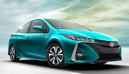 丰田2017年电动化车型销量达152万辆
