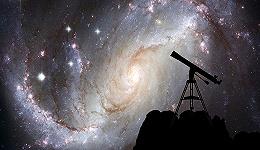 阿里云的程序员开始研究天文学了
