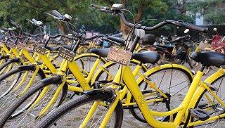 """【科技早报】""""甜蜜定制""""App被苹果下架 北京部分区域共享单车闲置率达50%"""