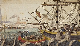 历史中的茶:它是美国独立战争导火索  也是日本文化的性灵归宿