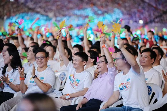 对话阿里CEO张勇:腾讯是个好公司 但是要回归初心