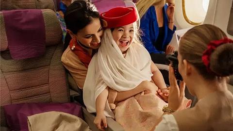 细数6家最佳儿童优待服务的航空公司,原来带娃飞行也可以从容优雅