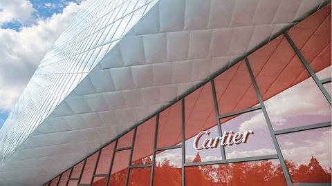 卡地亚全新COLORATURA高级珠宝展登陆北京,仅限时开放10小时