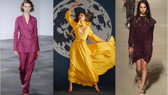 2019年该穿什么颜色 彩通建议怎么鲜艳怎么来