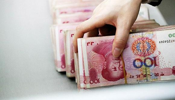 """40年来新低!8月人民币存款增速8.3% 银行""""存款荒""""将成常态"""