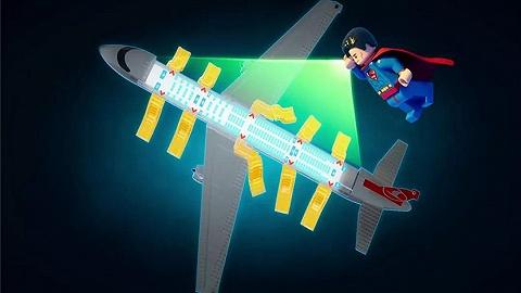 嘻嘻嘻,我在飞机上看小电影