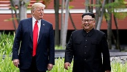 文在寅:第二次金特会或在年底前 朝鲜愿与日本对话