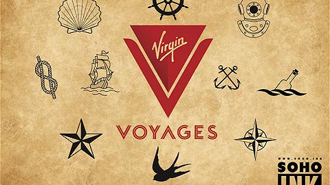 邮轮新玩法,维珍邮轮将首次把纹身店开在海上